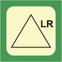 REMOTE CONTROL LIFE RAFT - ETTERLYSENDE PVC