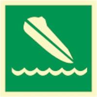 LIFEBOAT FREE FALL - ETTERLYSENDE PVC