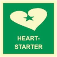 HEART STARTER MACHINE - ETTERLYSENDE PVC