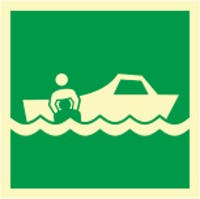 MOB PICK UP BOAT - ETTERLYSENDE PVC