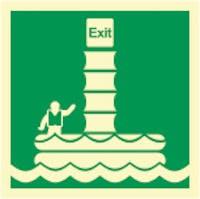EMERGENCY ESCAPE SYSTEM - ETTERLYSENDE PVC