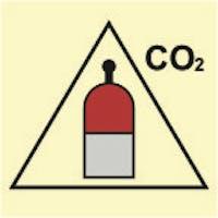 REMOTE RELEASE STATION CO2 - ETTERLYSENDE PVC