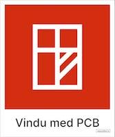 VINDU MED PCB