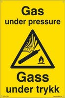 7070418100169  GAS UNDER PRESSURE - GUL PVC