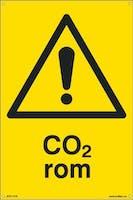 P-7070418100183  CO2 ROM - GUL PVC