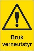 7070418100305  BRUK VERNEUTSTYR - GUL PVC