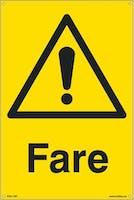 FARE - 300x450mm