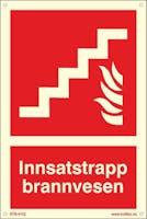 P-7070418119567 INNSATSTRAPP BRANNVESEN - ETTERLYSENDE PVC