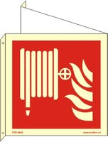 7070418101166  BRANNSLOKN.TROMMEL PLOG - ETTERLYSENDE PVC