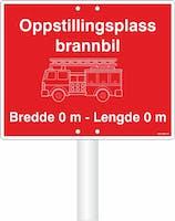 OPPSTILLINGSPLASS BRANNBIL