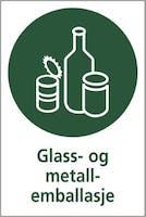 GLASS- OG METALLEMBALASJE - SELVKLEBENDE FOLIE