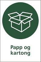 P-7070418109476 PAPP OG KARTONG - SELVKLEBENDE FOLIE