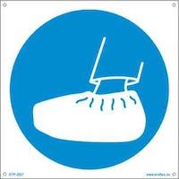 P-7070418120839 SKOOVERTREKK - HVIT PVC