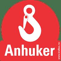 ANHUKER /50 STK - HJELM KLISTREMERKE