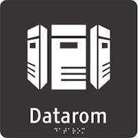 TAKTIL - DATAROM - ADA AKRYLPLATER
