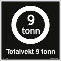 P-7070418109193 TOTALVEKT ... TONN