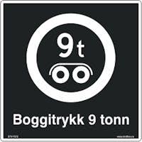 BOGGITRYKK.... SKILT