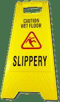 GATEBUKK SLIPPERY - SOLID HARDPLAST